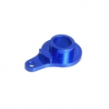 Miscellaneous All Servo Saver Horn-single Hole- Blue H=18mm For Tamiya by 3Racing