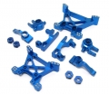 Traxxas Slash 4X4 Performance Combo Upgrade Set  Blue by GPM Racing