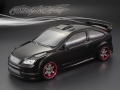 Miscellaneous All Ford Focus Finished Lexan Body Shell RTR 190mm W/ Light Buckets by Matrixline RC