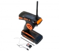 Miscellaneous All Flysky FS-GT2 2.4GHZ 2CH Gun Transmitter For RC Cars W/ Receiver (complete Set) by Fly Sky