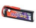 Miscellaneous All EP Soft Case Lipo Battery Pack 3200mAh 2S1P 7.4V 45C (Bullet-plug) by Enrich Power