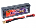 Miscellaneous All EP Hard Case Lipo Battery Pack 3200mAh 2S1P 7.4V 45C by Enrich Power
