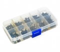 Miscellaneous  All 3MM Flathead & button  Allen Hex Screw Set With Box  by Team Raffee Co.