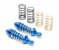 Traxxas 1/16 Mini E-Revo ALUMINUM FRONT/REAR ADJUSTABLE SPRING DAMPER (1.2MM, 1.3MM & 1.4MM COIL SPRINGS) WITH ALUMINUM BALL ENDS - 1PR SET  by GPM Racing