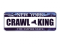 Miscellaneous All Realistic New York Plate (CRAWLKING)  For RC Cars by ATees