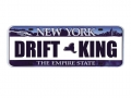 Miscellaneous All Realistic New York Licence Plate (DRIFTKING) For RC Cars by ATees