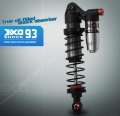 Miscellaneous All Gmade Xd Piggyback Shock 93mm (2) (gm21107) by Gmade