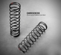 Miscellaneous All Shock Spring 19x68mm Hard Red (2) (gm0020038) by Gmade