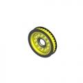 3Racing Sakura D3 CS Sport Aluminum Diff. Pulley Gear T34 by 3Racing