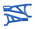 Traxxas Revo Front Left A-arms - Blue by RPM