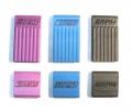 Traxxas T-Maxx T-maxx / E-maxx Bulkhead Braces - Blue by RPM