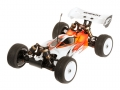 Serpent S-811 E Body 1/8 Cobra E-buggy Orange by Serpent