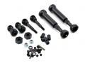 Traxxas Slash 4x4 Mip X-duty Cvd  Keyed Rear Axle Kit/traxxas Slash 4x4 by MIP