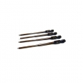 Miscellaneous All Xceed (#106441) Power Tool Tip Set 4 Pcs-Allen Wrench 1.52.02.53.0X100MM                by Xceed