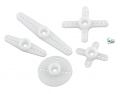 Miscellaneous All Servo Horn Set For 0255 / 0257 / 5Pcs by Savox