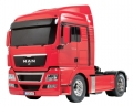 Tamiya 1/14 Truck MAN TGX 1/14 TGX 18.540 4x2 XLX Red EP Trucks Kit by Tamiya
