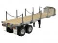 Tamiya 1/14 Truck (1838LS) 1/14 Tractor Trucks Flatbed Semi Trailer EP by Tamiya