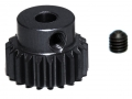 Miscellaneous All Steel Pinion Gear 48P 21T by Boom Racing