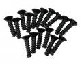 DHK Optimus XL (8381) Flathead screw-coarse thread(KB3*12mm) (16 pcs)  by DHK