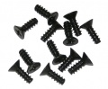 DHK Hunter BL (8331) Flathead screw(KB4X11.5mm) (12 pcs)  by DHK
