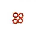 DHK Optimus XL (8381) 17mm nut (4 pcs/set) by DHK
