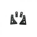 DHK Wolf BL (8131) Upper sus.arm/rod end (2 sets)  by DHK