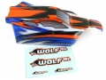 DHK Wolf BL (8131) Painted body (for buggy 8131) (PVC body) by DHK