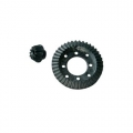 DHK Wolf (8133) Crown Gear-41T (large)/pinion gear-11T (small) by DHK