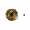 Miscellaneous All 06 H. Coated Alu. Pinion 25T by Tamiya