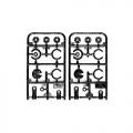 Miscellaneous All CVA Mini Shock II V Part(Damper Collar 50519) by Tamiya