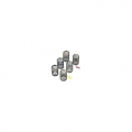 Miscellaneous All TRF Damper L Dia Springs by Tamiya