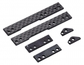Kyosho Mini-Z F1 Carbon Rear Suspension Plate by Kyosho