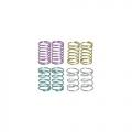 Tamiya TT-01 Spring Set For #TT01-14/LB/V2 by 3Racing