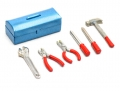 Miscellaneous All Scale Accessories - RC Tool Set Red by Boom Racing
