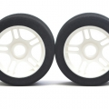 Miscellaneous All Super Grip Foam Tire 35Sh. (Medium) For 1/8 Front by Speedmind