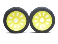 Serpent S-960 Speed-Foam Tire 35Sh. For 1/8 Serpent ( 960 Old Ver.) Front by Speedmind
