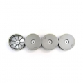 Miscellaneous All Aero-Disk Wheel 24MM Silver 0-Offset by Speedmind