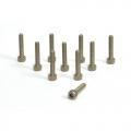 Miscellaneous All 3X16MM Titanium Cap-Head Hex-Socket Screw (10) by Speedmind