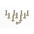 Miscellaneous All 3X12MM Stainless Steel Flathead Hex-Socket Screw (10) by Speedmind