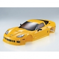 Miscellaneous All Corvette GT2   Finished Body Yellow (Printed) by Killerbody