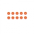 Miscellaneous All Aluminum Shims 3X6X2-Orange (10) by Arrowmax