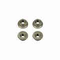 Miscellaneous All Titanium Wheel Nuts M4 (4) by Arrowmax