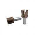 Mugen Seiki MRX5 Inner Drive Joint (Spring Steel) (2) by Arrowmax