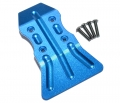 Tamiya DT-03 Aluminium Front Bumper - 1Set Blue by GPM Racing