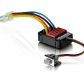 Miscellaneous All Hobbywing QuicRun Series Brushed Waterproof 25A ESC #WP-1625 For 1/16 & 1/18 RC by Hobbywing