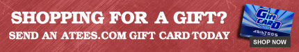 Send an ATees.com Gift Card Today!